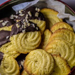 Μπισκότα με Πικραμύγδαλο
