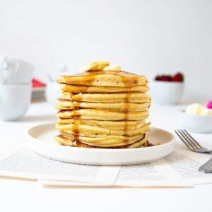 Pancakes (Βασική Συνταγή)
