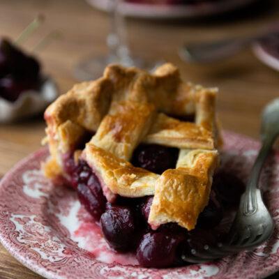 Κερασόπιτα – Cherry Pie