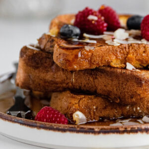 French Toast (Βασική Συνταγή)