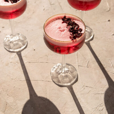 Cocktail Ιβίσκου