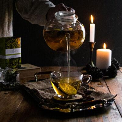 Τσάι Βουνού με Μπαχαρικά και Φύλλα Στέβια Stelvia Hellas®