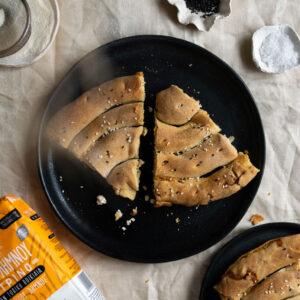 Τυρόπιτα με Κίτρινο Αλεύρι Λήμνου Salamousas Agrifood™