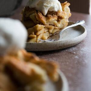 Μηλόπιτα (Apple Pie)